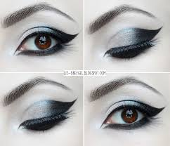 i decided to post my most favorite makeup style ever dramatic gothic eye tutorial when i was younger this was my go to makeup and i even didn t care what