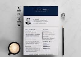 Free Resume Template Indesign Resume Corner