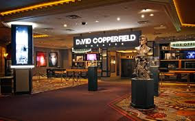 David Copperfield Theater At Mgm Grand Mgm Resorts
