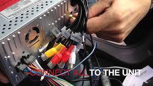 installation guide for eonon car dvd gps d5156 opel vauxhall