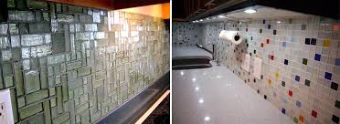 transpa glass tile vs opaque glass tile