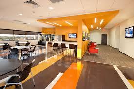office cafeteria design. CSX Corporation Inc. - Interior Design Services | Gresham, Smith And Partners Office Cafeteria