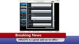Title Designer Vmix Vmix Utc How To Get Started Use Cases Advanced Tips