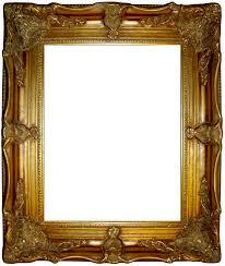 black and gold frame png. Antique Photo Frame Png Image #24597 Black And Gold