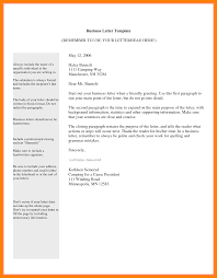 10 Formal Email Templates 952 Limos