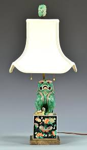 lighting foo dog lamps lot lamp chinese