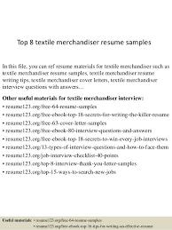Garment Merchandiser Resume Garment Merchandiser Resume Top 8 Textile Samples Christiantoday Info
