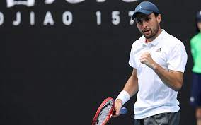 Russian-Israeli tennis player Aslan Karatsev wins Dubai open, his first  title