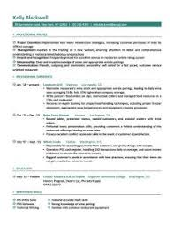 professional resumes templates and get ideas to create your resume with the best way 5 free job resume examples