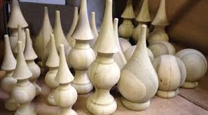 specialis wood turnings bespoke roof finials