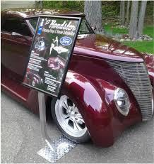 Automotive Display Stands