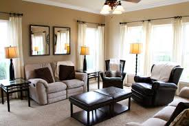 alpaca paint colorSimple Family Room  Bonnie Donahue