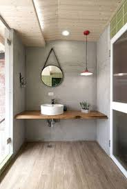 live edge wooden vanity countertop for a bathroom