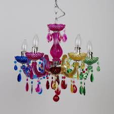 colourful chandeliers ceiling lighting interior design