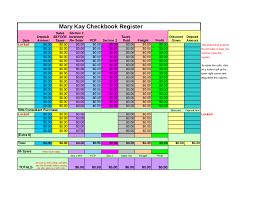 Check Register App 2019 Checkbook Register Fillable Printable Pdf Forms