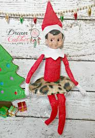 Dream Catcher Dolls ITH Small DollElf Skirt Holiday Bundle Embroidery Design 100 75