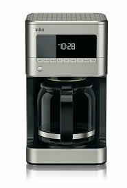 Clean Light On Braun Coffee Maker Braun Brewsense 12 Cup Programmable Drip Coffeemaker Stainless Steel
