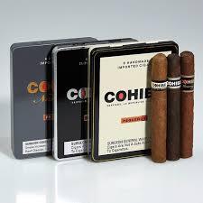 <b>Cohiba</b> Tins - <b>CIGAR</b>.com