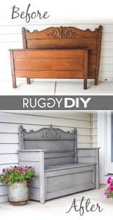 diy furniture makeover. 26. Bed And Breakfast Outdoor Love Seat Diy Furniture Makeover