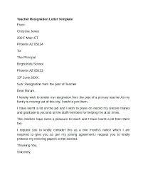 Resign Letter Example Resignation Letter Sample Doc Word Resign