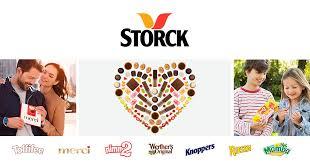 Новости компании Storck