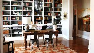 home office home office makeover emily. Home Office Makeover Emily Blogger A Clark Shares Her New
