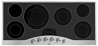 viking electric cooktop. Viking RVEC3456BSB - 45 Inch Electric Cooktop With 6 QuickCook Surface Elements AJ Madison