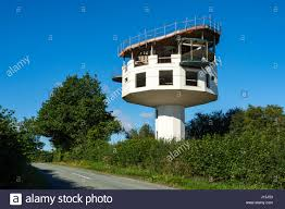 Water Tower Home Netchwood Water Tower Was Being Converted To A Home But Work Has