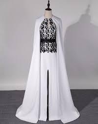 Elegant Long Gown Design 2018 2018 New Design Black White Evening Dress Elegant Slim Fit Casual Women Evening Gowns
