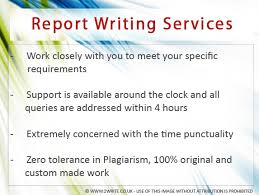 Write my report for me uk
