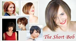 short bob hairstyles hide hair loss