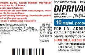 Nck Pharma Propofol Paragraph Iv Certification