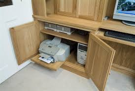 Hidden Printer Cabinet Office And Study