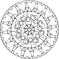 Small Picture Free Coloring Pages For Adults Day coloring heart love