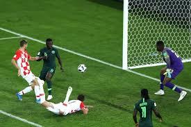 Image result for CROATIA vs NIGERIA 2018 world cup