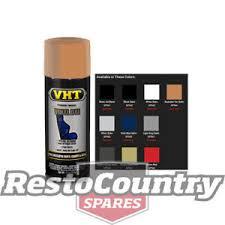 Details About Vht Vinyl Spray Paint Vinyl Dye Buckskin Tan Seat Plastic Carpet Dash Trim