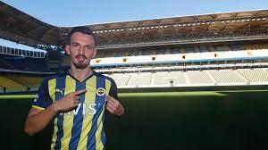 Mergim Berisha Fenerbahçemizde - Fenerbahçe Spor Kulübü