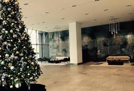 entire office decked. See Houston\u0027s Most Festive Office Buildings Entire Decked T