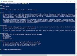 Powershell Windows Introduction To The Windows Command Line With Powershell