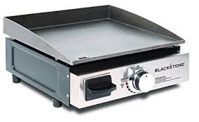 blackstone table top grill 17 inch portable gas griddle propane fueled for outdoor
