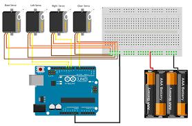armuno mearm arduino servo wire schematic mearm arduino servo motor wire schematic