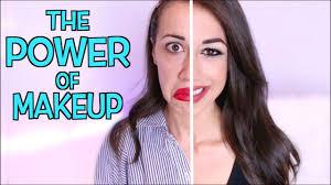 the power of makeup miranda style