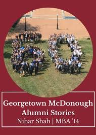 mba essays georgetown mba essays