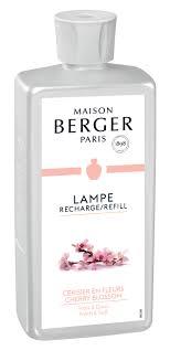 Lampe Berger Navulling Cherry Blossom 500 Ml 115360 Lodor Geur