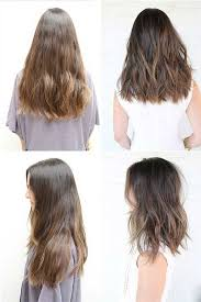 Simple Hairstyles For Medium Hair 56 Awesome 24Medium Long Haircut Hair Styles Pinterest Medium Long