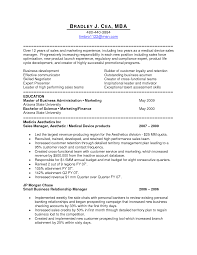 Extraordinary Sales Manager Sample Resume Free About Resume Sample