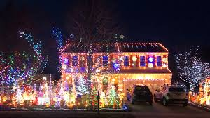 Burlington Christmas Lights 2018 Christmas Lights 2018 Find Best Nj Home Displays Using