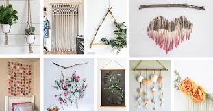 37 best diy wall hanging ideas and