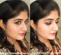 l oreal paris infallible tutorial makeup for the bridesmaid warm toned dusky