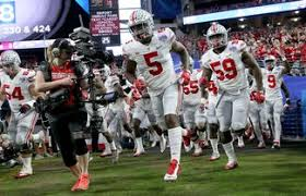 Bowl Bound College Football Charts Ohio State Cant Match Clemsons College Football Playoff
